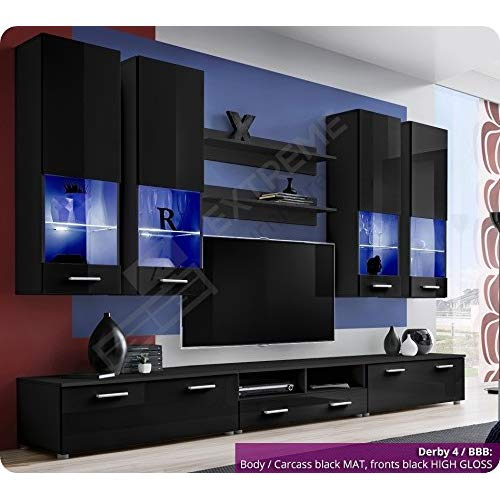 Living Room Wall Units: Amazon.co.uk