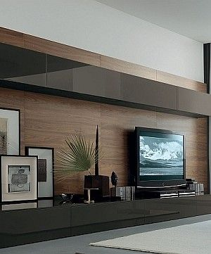 Living Room Wall Unit System Designs | Plasma | Living Room, Living