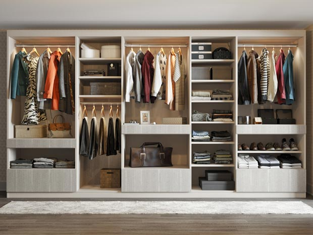 Wardrobe Closets | Custom Wardrobe Closet Systems for Your Bedroom