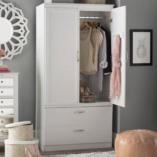 Tall Wardrobe Closet | Wayfair