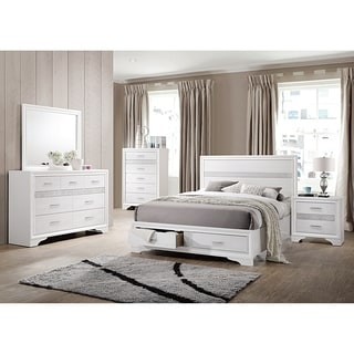 White Bedroom Sets Make an Exclusive   Choice