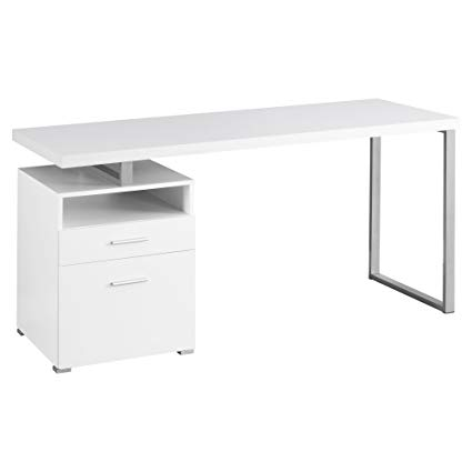 Amazon.com: Monarch Metal Computer Desk, 60