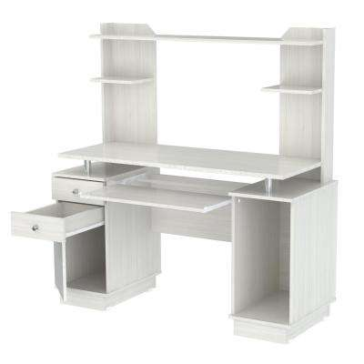 White - Computer Desk - Desks - Home Office Furniture - The Home Depot