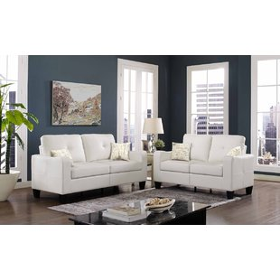 White Living Room Sets You'll Love | Wayfair