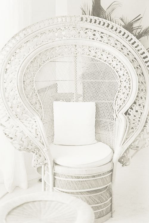 White Wicker Chairs - Ideas on Foter