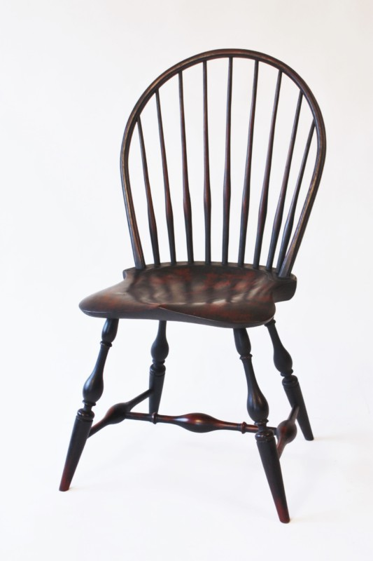 Bow-back Side Chair CH 1 - Chris Harter