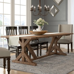 Wood Kitchen & Dining Tables You'll Love | Wayfair