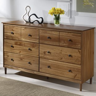 Non Toxic Solid Wood Dresser | Wayfair