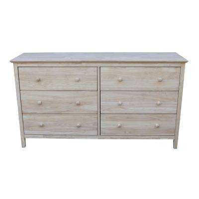 Wood - Dressers & Chests - Bedroom Furniture - The Home Depot