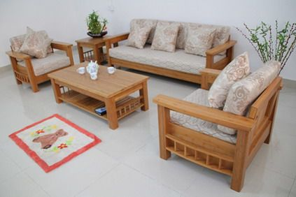 Wooden Furniture   Design Highlights Visual Appeal