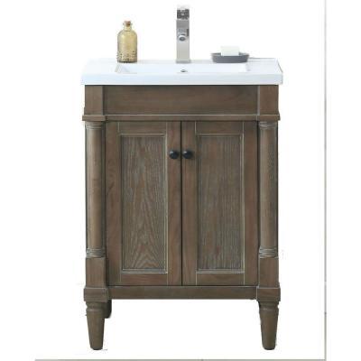 24 Inch Vanities - Wood - Bathroom Vanities - Bath - The Home Dep