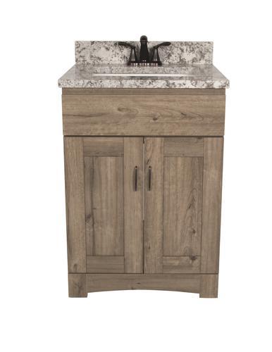 "Dakota™ 24""W x 21-5/8""D Monroe Bathroom Vanity Cabinet at Menards"