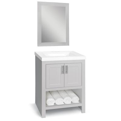 24 Inch Vanities - Bathroom Vanities - Bath - The Home Dep