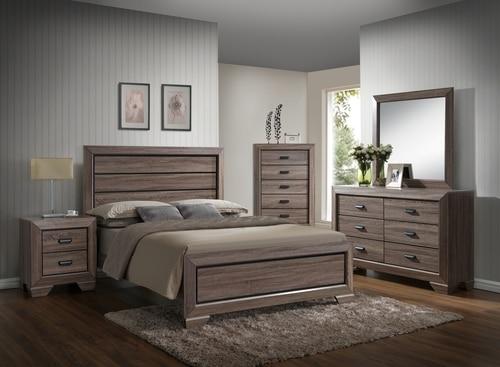 Buy Evan 7-Piece Queen Bedroom Set on Sale near Houston .