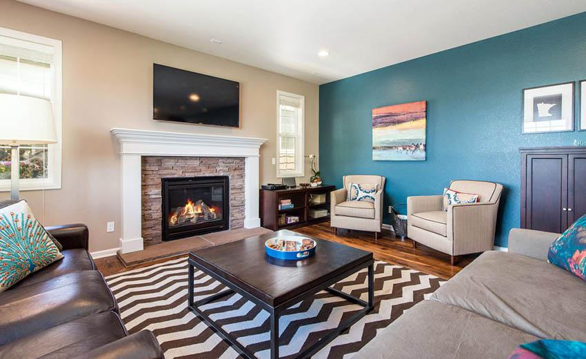 Top Accent Wall Colors Ideas — Home Inspiratio