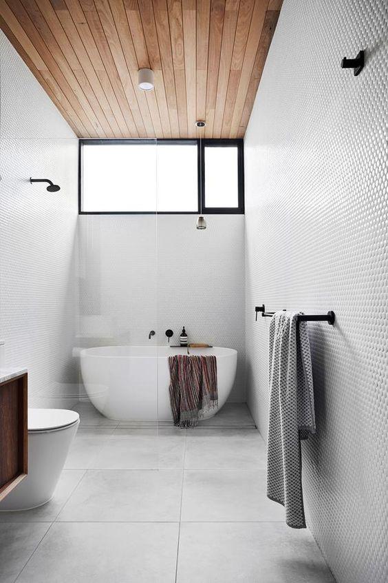 40+ Bathroom lighting ideas - pendant lights and functional lighti