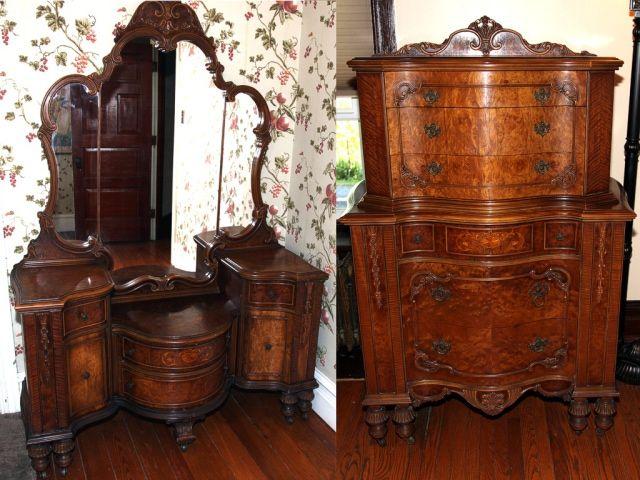 Shabby Chic Furniture | Vintage bedroom sets, Antique bedroom set .