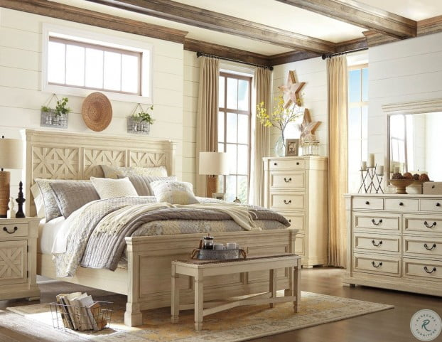 Bolanburg White Panel Bedroom Set from Ashley | Coleman Furnitu