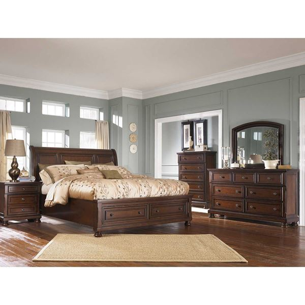 Porter 5 Piece Bedroom Set | B697-5PCSET | Ashley Furniture | AFW.c