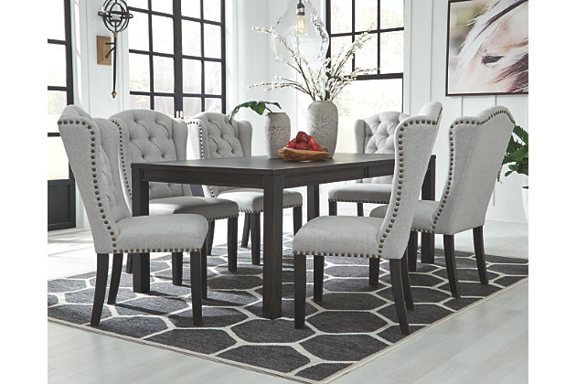 Jeanette Dining Table | Ashley Furniture HomeSto