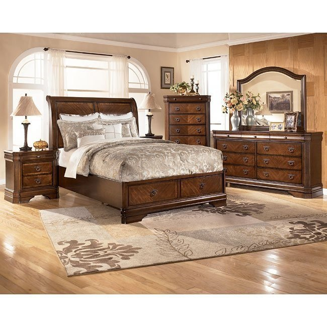 Hamlyn Storage Bedroom Set Signature Design by Ashley Furniture .