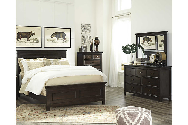 Alexee 5-Piece Queen Bedroom | Ashley Furniture HomeSto