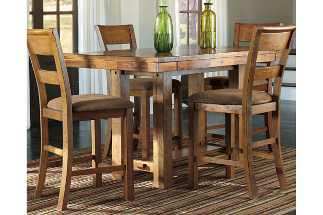 Krinden Counter Height Dining Room Table | Ashley Furniture HomeSto