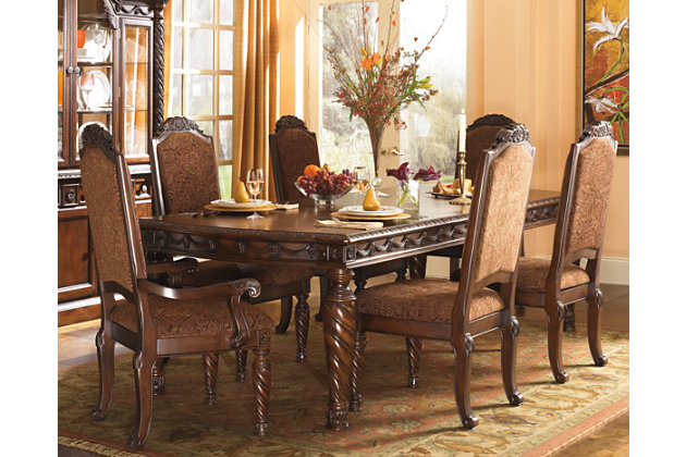 North Shore Dining Extension Table | Ashley Furniture HomeSto