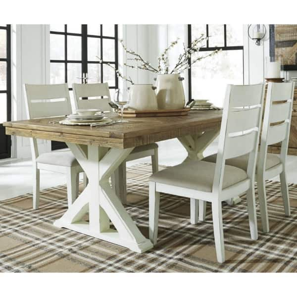 Shop Ashley Furniture D754-01 Grindleburg Dining Room Chair Set of .