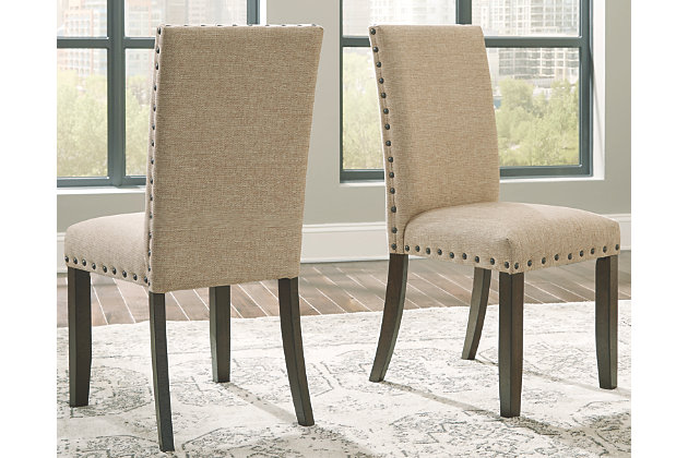 Rokane Dining Chair | Ashley Furniture HomeSto