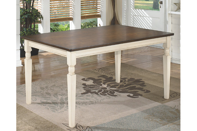 Whitesburg Dining Table | Ashley Furniture HomeSto