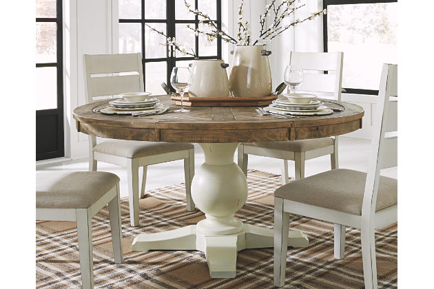 Grindleburg Dining Room Table | Ashley Furniture HomeSto