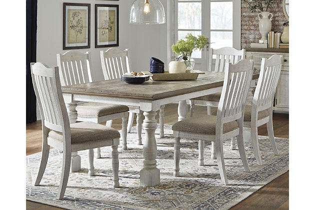 Havalance Dining Table | Ashley Furniture HomeSto
