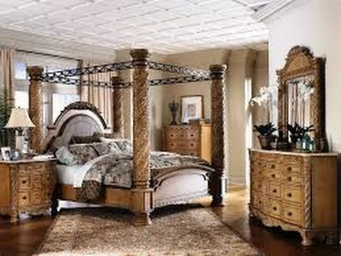 Ashley Furniture Bedroom Sets - YouTu