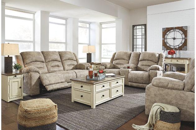 Bolanburg Sofa/Console Table | Ashley Furniture HomeSto