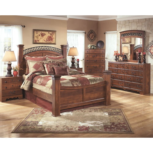 BRPKGB258QUPSTR4PC in by Packages in Vestal, NY - Ashley 4-Piece .