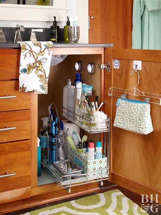Under-the-Sink Storage Solutions | Better Homes & Garde