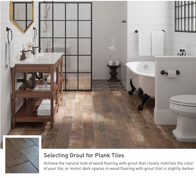 Bathroom Tile and Trends at Lowe