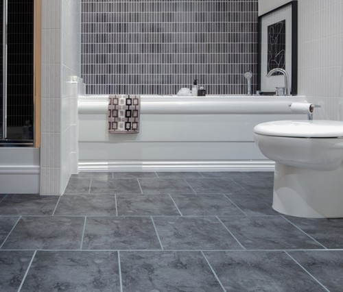 Bathroom Floor Tiles - Dream House Ide