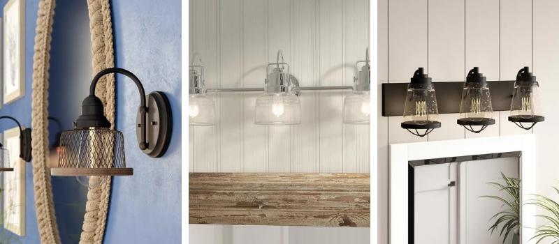 Bathroom Lighting Ideas Decoration Themed