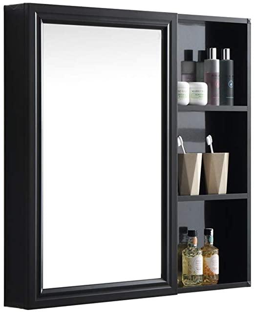 Amazon.com: Xing Hua Shop Wall-Mounted Mirror Bathroom Mirror .