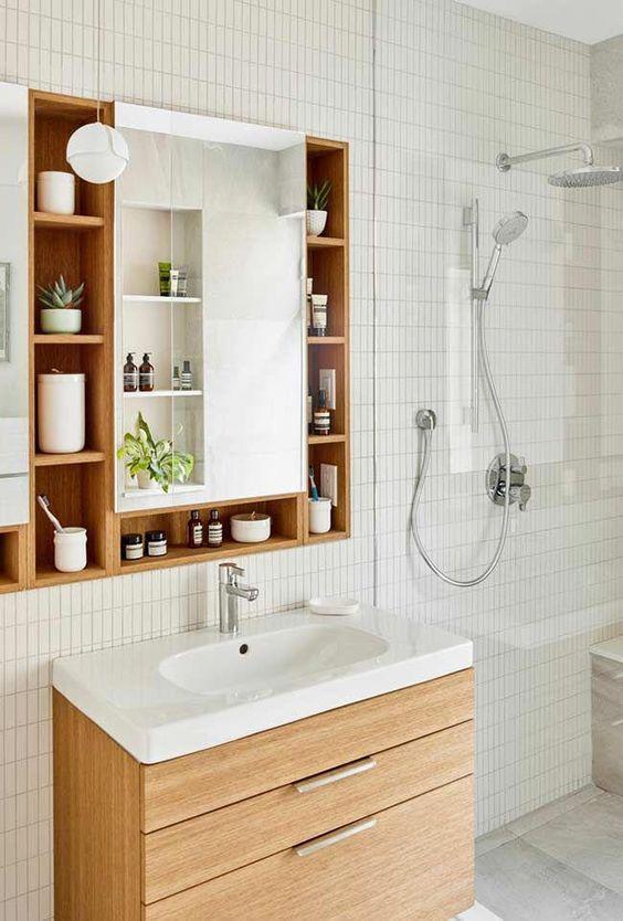 38 Space-Efficient Bathroom Storage Ideas to Keep Your Bathroom .