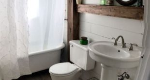 Perfect small bathroom (sorry this link doesn't lead to original .