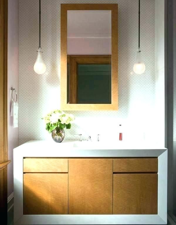 hanging pendant lights over bathroom vanity bathroom pendant light .