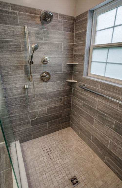 √ 50 Shower Tile Ideas - How to Apply Remodeling for Small Bathro