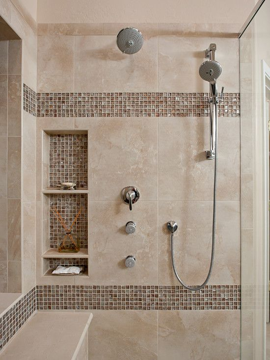 Awesome Shower Tile Ideas Make Perfect Bathroom Designs Always .