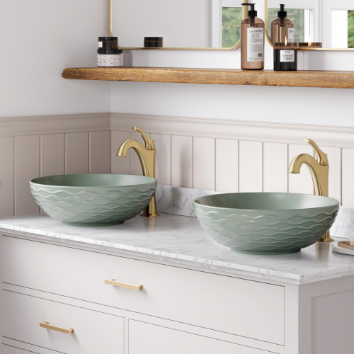 Points to consider when shopping for bathroom sink bowls (CNBNew