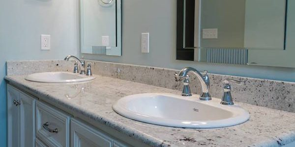 How to Replace a Bathroom Countertop   HomeAdvis