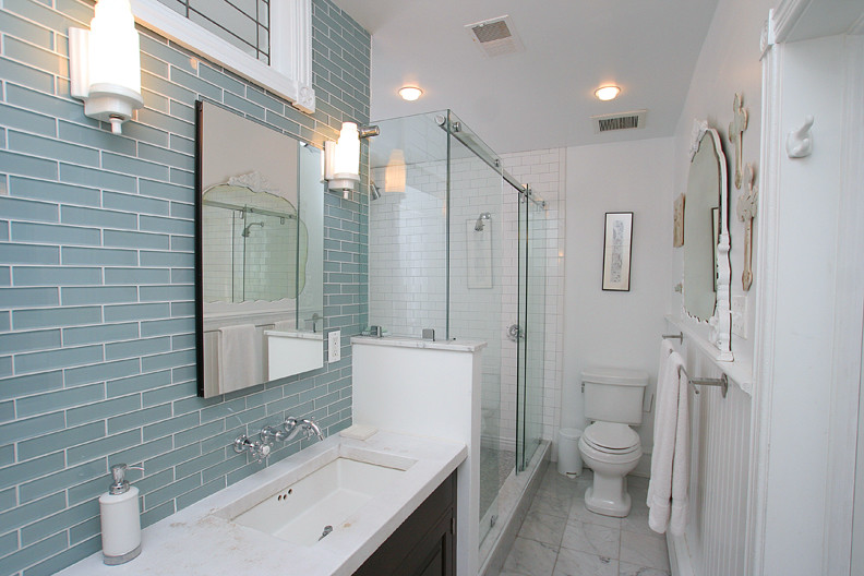 Small Bathroom Tile Ideas to Transform a Cramped Spa