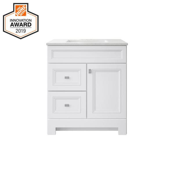 Home Decorators Collection Sedgewood 30-1/2 in. W Bath Vanity in .